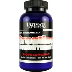 Creatina Monohidrato (300 gr) - Ultimate Nutrition en internet