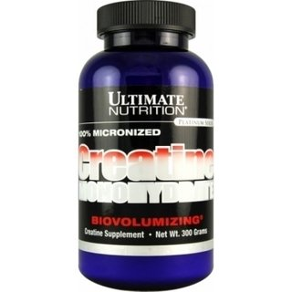 Creatina Monohidrato (300 gr) - Ultimate Nutrition