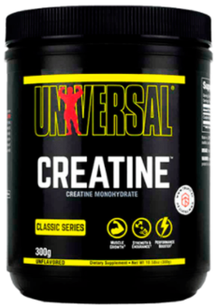 Creatina Powder (300 Gr) - Universal