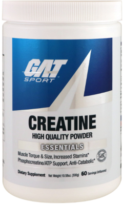 Creatine High Quality (60 Servicios) - GAT