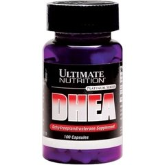 Dhea 50mg (100 Comp) - Ultimate Nutrition