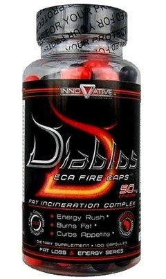 Diablos Eca Fire (100 Cap)- Innovative