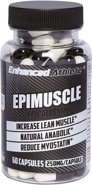 Epimuscle Epicatechin 250 Mg x 60 Capsulas- Enhanced Athlete