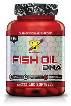 Fish Oil DNA (100 Soft gels) - BSN