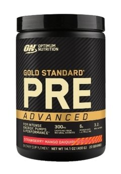 Gold Standar Pre Advanced (400 Gr) - Optimum Nutrition