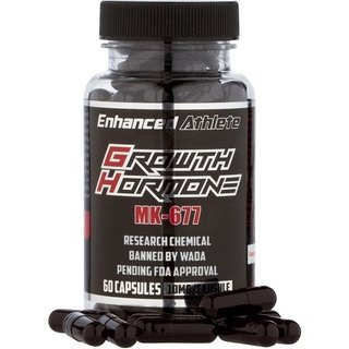 Growth Hormone MK 677 10 mg (60 caps) - Enhanced Athlete