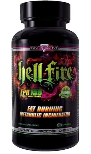 Hell Fire (90 cap) - Innovative