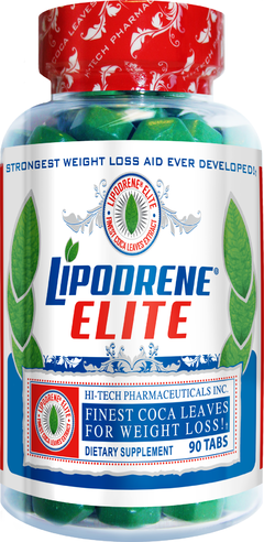Lipodrene Elite (90 Tab) - Hi Tech