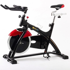 Indoor Bike Volante Inercial 18 KG A Cadena - MM Fitness