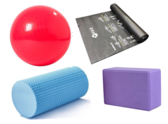 Kit Yoga Premium - MM Fitness