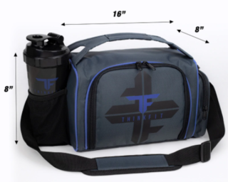 Lunchera Meal Prep Lunch Bag Set - Think Fit en internet