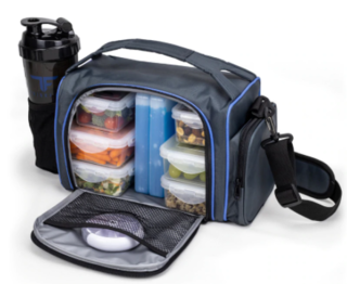 Lunchera Meal Prep Lunch Bag Set - Think Fit - comprar online