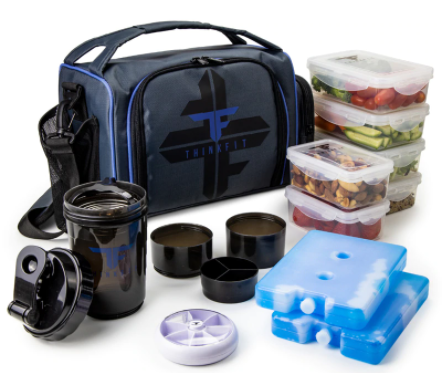 Lunchera Meal Prep Lunch Bag Set - Think Fit