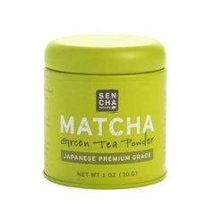 Matcha Green Tea Powder (30 Gr) - SenCha Naturals