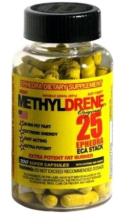 Methyldrene (100 cap) - Cloma Pharma