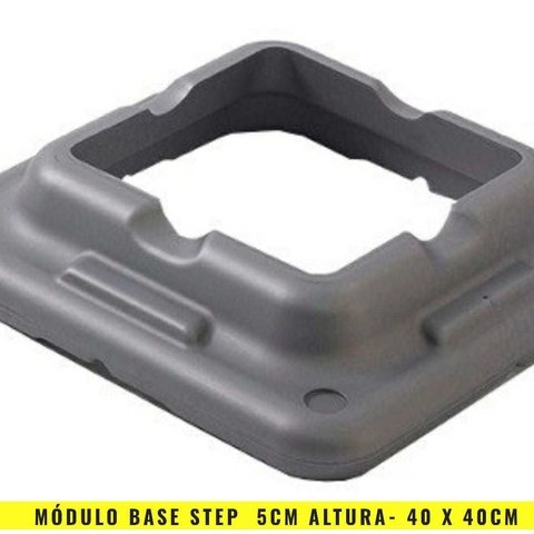 Módulo de Altura, Base Step (5 cm)- MM Fitness