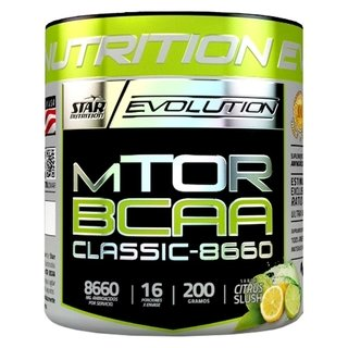 Mtor BCAA (200 Gr) - Star Nutrition