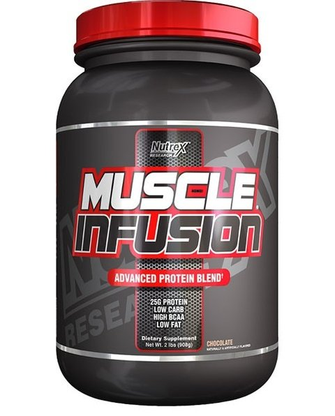 Muscle Infusion (2Lbs) - Nutrex