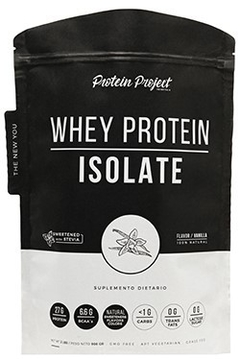 Natural Protein Isolate 2 Lbs - Protein Project