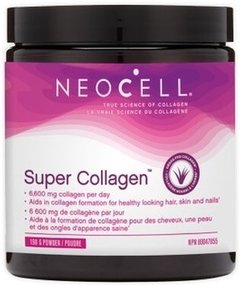 Colageno Super Collagen Powder (20 Serv) - Neocell
