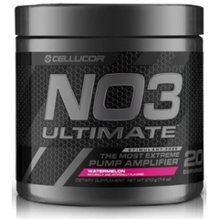 No3 Ultimate 210 Gr (20 Servicios) - Cellucor