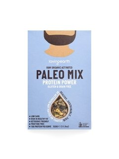 Paleo Mix Protein Power (320 Gr) - Loving Earth