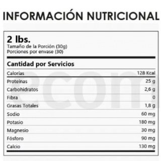 Whey Protein Concentrate (2 Lbs) - Protein Project en internet