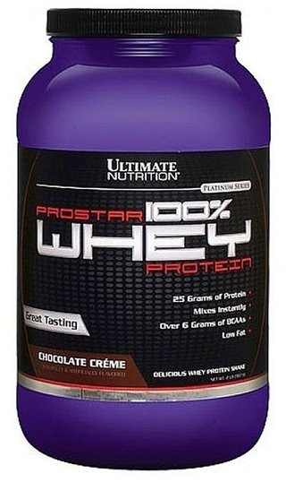 Prostar Whey 100% (2 Lbs) - Ultimate Nutrition