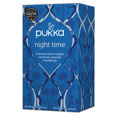 Tea Night Time (20 Sobres) - Pukka