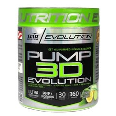 Pump 3D Evolution (290 Gr) - Star Nutrition
