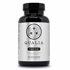 Qualia Focus (100 Cap) - NeuroHacker