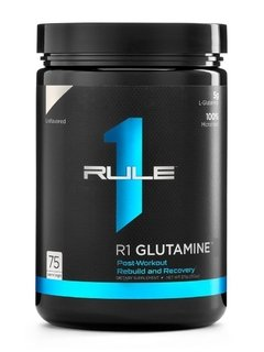 R1 Glutamine (75 serv) - Rule 1 Nutrition