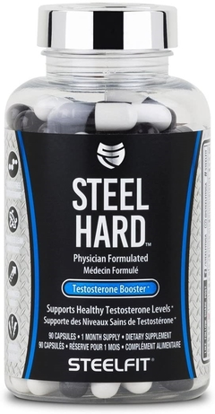 Steel Hard (90 Caps) - Steel Fit