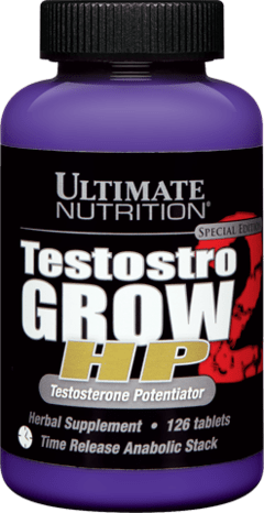 Testostro Grow HP (126 Tab) - Ultimate Nutrition