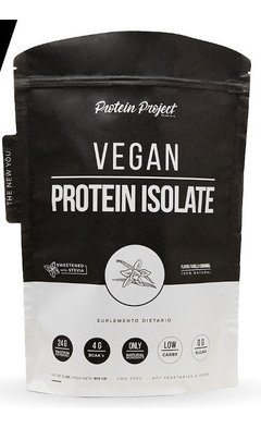 Vegan Protein Isolate (2 Lbs) - Protein Project