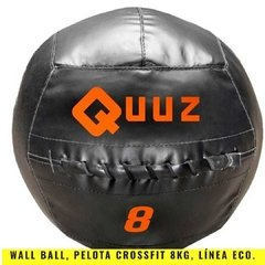 Wall Ball Pelota Crossfit (8 Kg) Linea ECO- MM Fitness