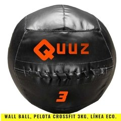 Wall Ball Pelota Crossfit (3 Kg) Linea ECO - MM Fitness