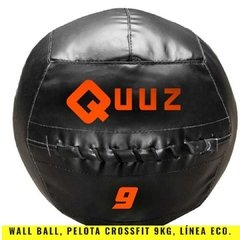 Wall Ball Pelota Crossfit (9 Kg) Linea ECO - MM Fitness