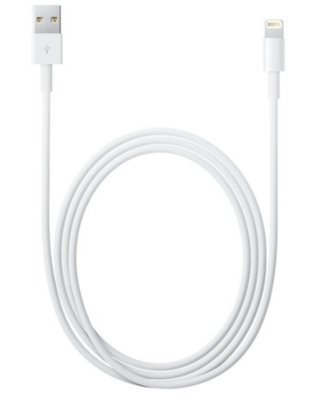 USB Cable 1000 cm 2 A Lighting Iphone - Iglufive - comprar online