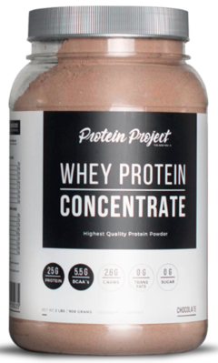 Whey Protein Concentrate (2 Lbs) - Protein Project - comprar online