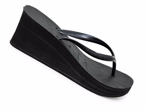 Ojotas Havaianas Originales Modelo High Fashion