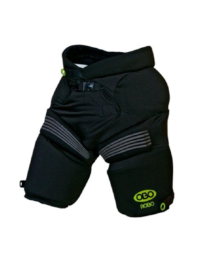 BERMUDA ARQUERO DE HOCKEY – OBO ROBO BORED SHORTS