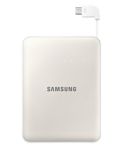 Cargador Portátil Power Bank Samsung 8400 mAh