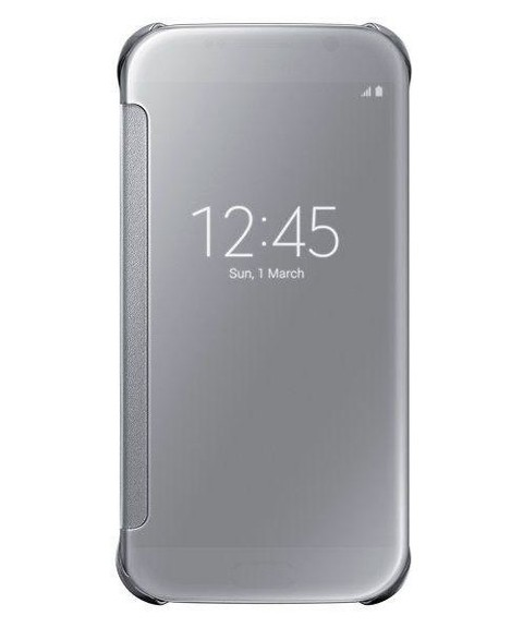Funda Samsung Clear View Cover S6