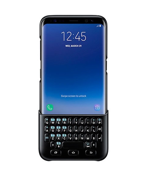 Funda Samsung Keyboard Cover para Galaxy S8 Original