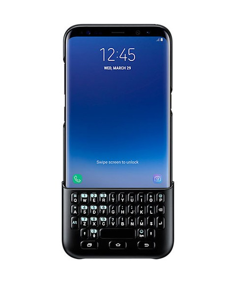 Funda Samsung Keyboard Cover para Galaxy S8 Plus Original