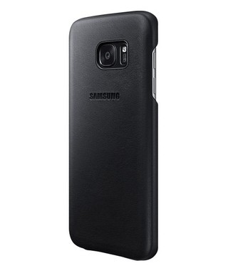 Funda Samsung Leather Cover S7 - Pulso Movil Argentina