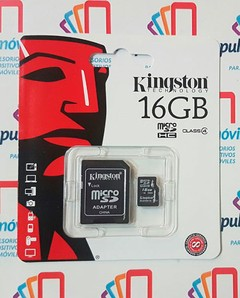 Memoria Kingston Micro SD HC Clase 4 16GB