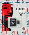 Memoria Kingston Micro SD HC Clase 4 - 8GB