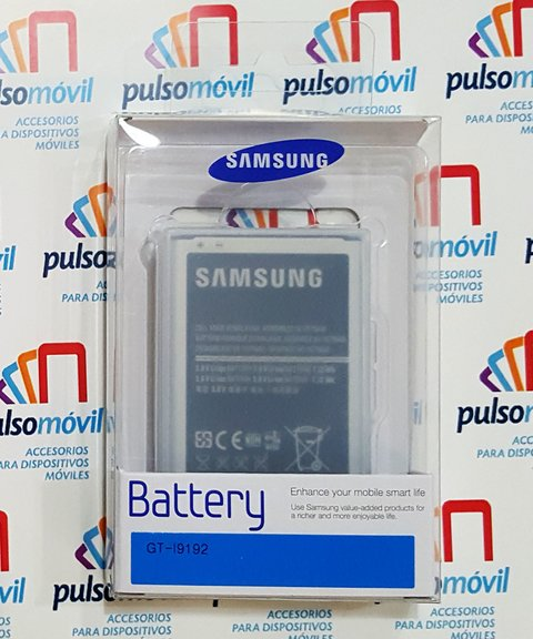 Bateria Original Samsung para S4 mini - Original - 3 pines